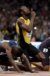 Usain Bolt Farewell World Athletics London 2017 Prints
