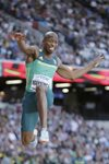 Luvo Manyonga South Africa World Athletics London 2017  Prints