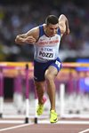 Andrew Pozzi Great Britain 110m Hurdles World Athletics London 2017  Prints