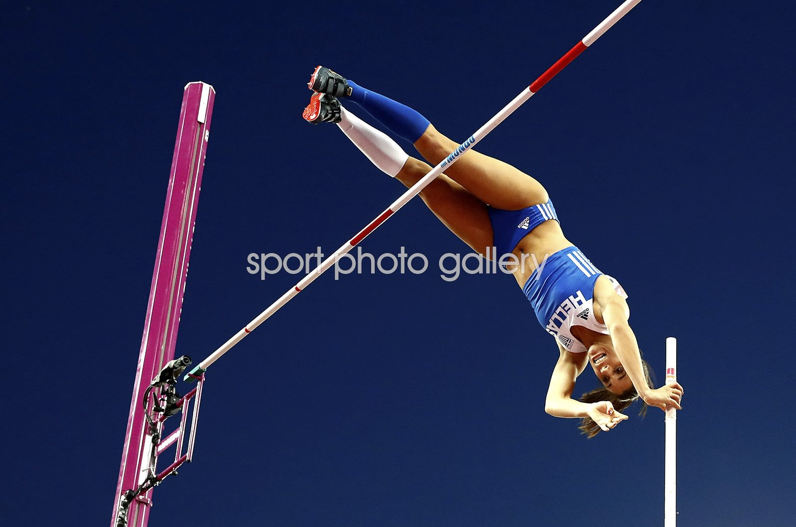 Ekaterini Stefanidi Pole Vault World Athletics London 2017