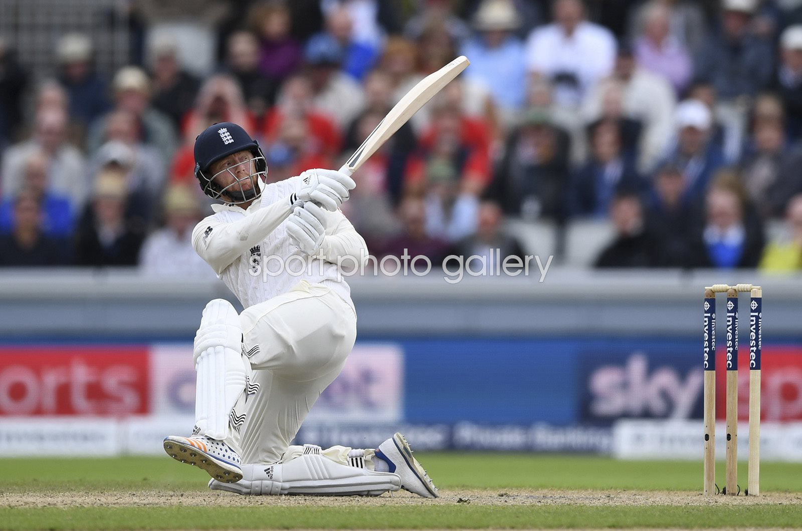Jonny Bairstow 99 England v South Africa Old Trafford 2017
