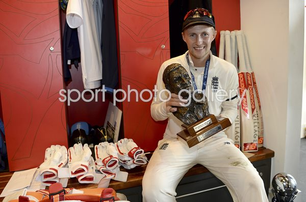 Joe Root England captain v South Africa Old Trafford 2017