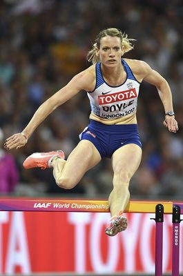 Eilidh Doyle Great Britain World Athletics London 2017