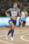 Allyson Felix USA World Athletics London 2017  Prints