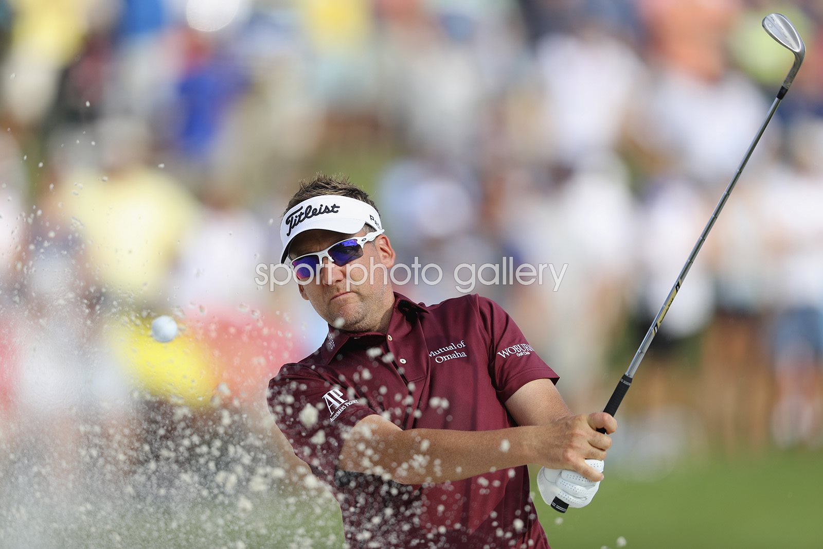 Ian Poulter US PGA Championship 2017 Round One