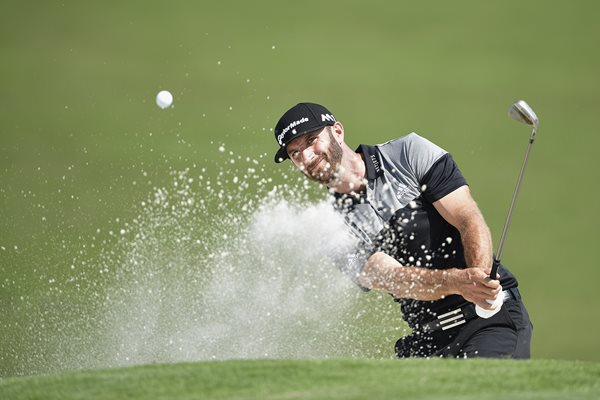 Dustin Johnson US PGA Championship Round One
