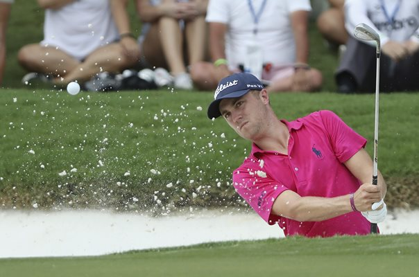Justin Thomas Final Round USPGA Quail Hollow 2017