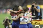 Great Britain 4x400m Relay Silver World Athletics London 2017 Prints
