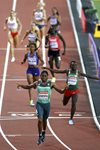 Caster Semenya South Africa 800m Gold London 2017 Prints