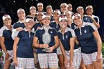 Team USA win Solheim Cup Des Moines 2017 Prints