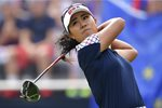 Danielle Kang USA Solheim Cup Des Moines 2017 Acrylic