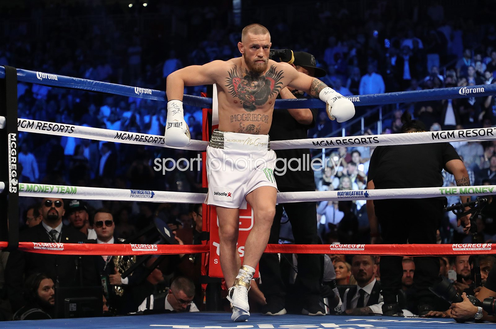 Mayweather V Mcgregor 2017 Print Boxing Posters Conor Mcgregor