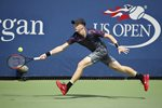 Kyle Edmund Great Britain US Open Tennis 2017 Prints