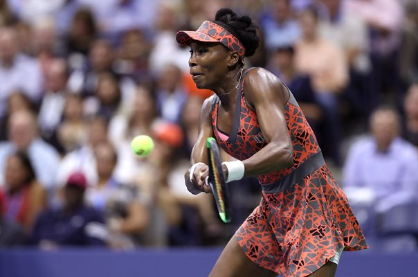 Venus Williams USA 2017 US Open Tennis
