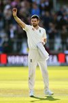 James Anderson England 500 Test Wickets v West Indies Lord's 2017 Prints