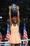 Sloane Stephens USA 2017 US Open Champion Prints