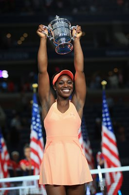Sloane Stephens USA 2017 US Open Champion