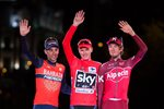 Chris Froome Great Britain wins Vuelta a Espana 2017 Prints