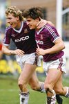 Frank McAvennie & Tony Cottee West Ham United 1986 Prints