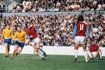 Frank Lampard Sr West Ham United 1970 Canvas
