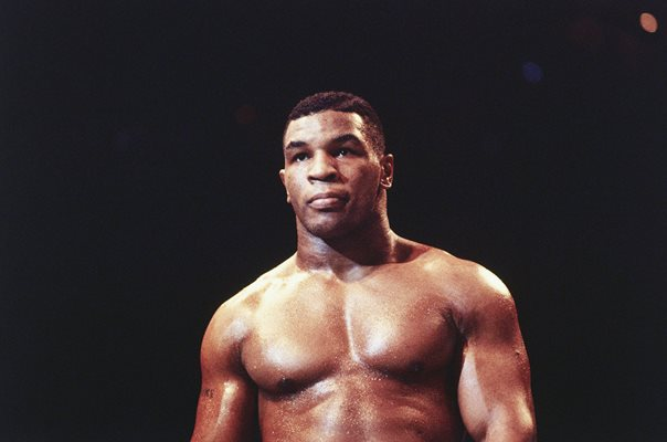 Mike Tyson Heavyweight Boxing legend