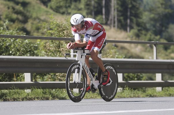 Jan Frodeno Germany Ironman 70.3 World Championship Austria