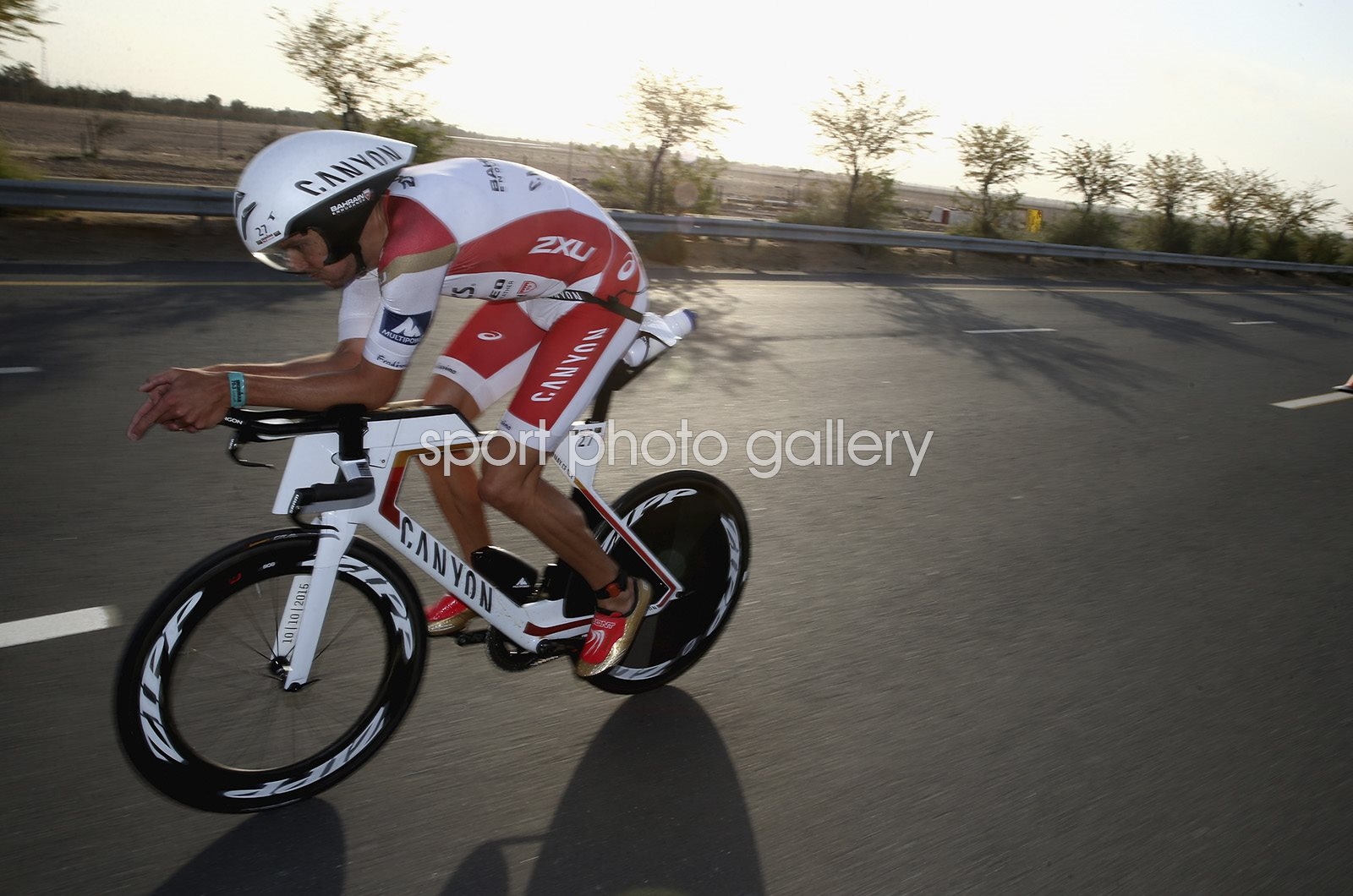 Jan Frodeno Germany wins IRONMAN 70.3 Dubai