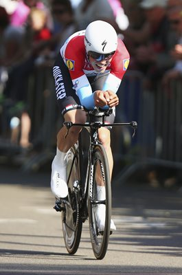 Bob Jungels Luxembourg Time Trial Giro 2016