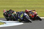 Valentino Rossi Leads MotoGP of Australia 2017 Mounts