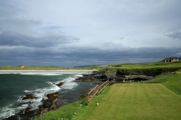 Durness Golf Club par 3 9th & 18th Hole