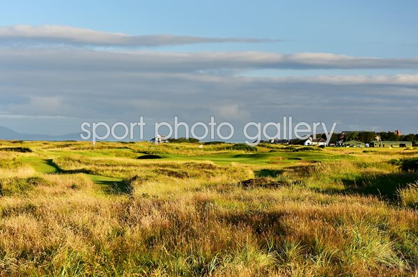 General Views of Royal Troon Golf Course
