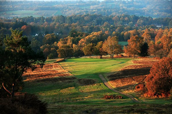 General Views of Royal Ashdown Forest Golf Club