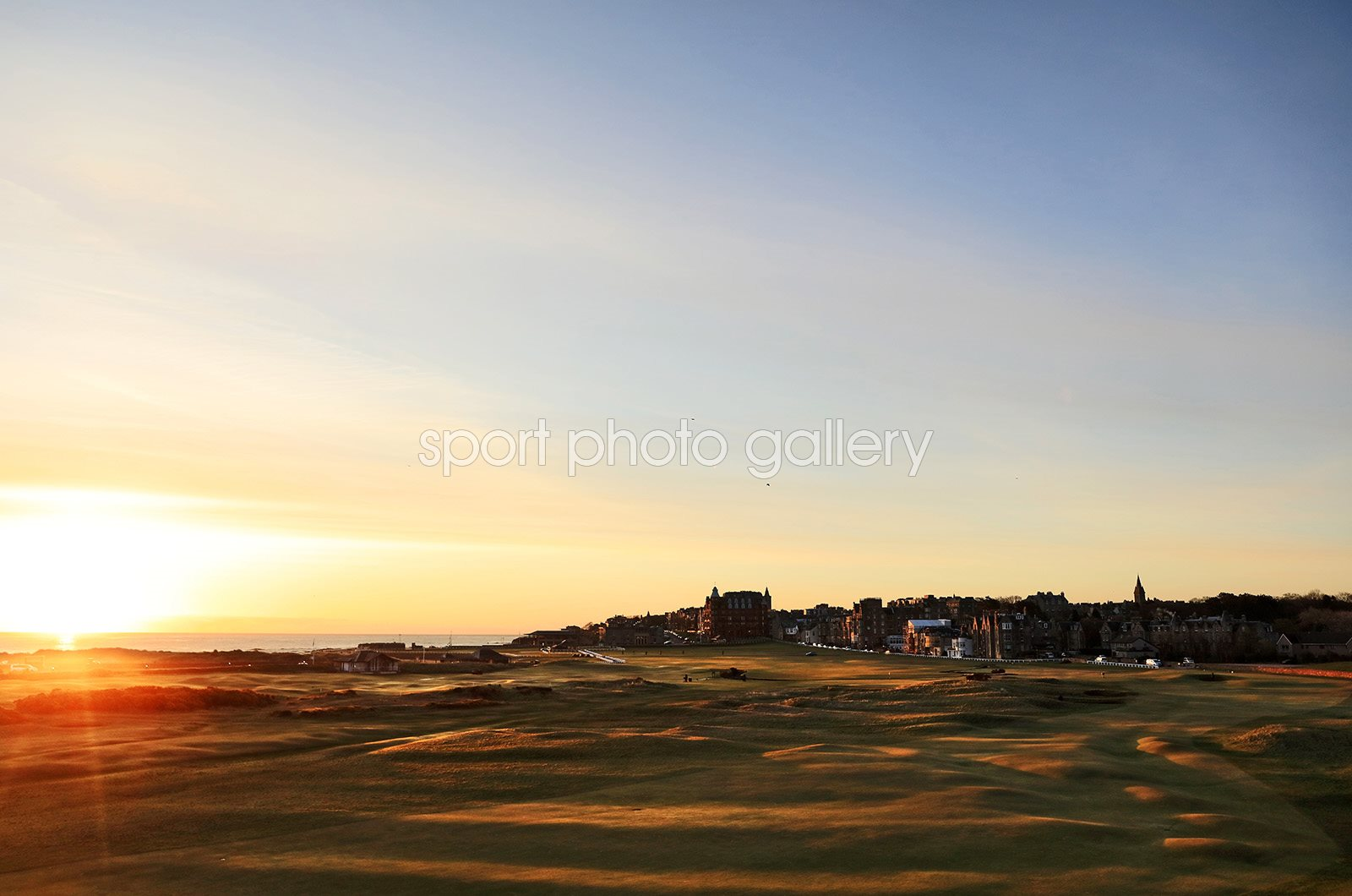 General Views of The Old Course at St Andrews