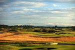 General Views of the Championship Course at Carnoustie Golf Links Prints