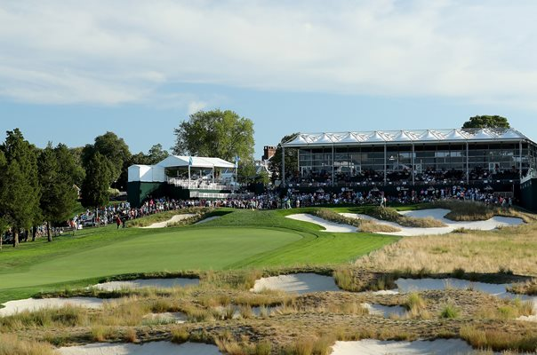 Bethpage Black, Farmongdale, New York The Barclays 2016