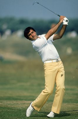 Seve Ballesteros Spain British Open St Andrews 1984