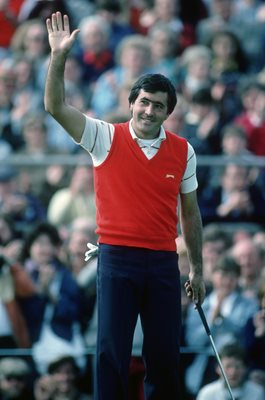 Seve Ballesteros PGA Champion Royal St Georges 1983