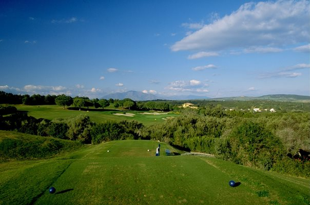 Valderrama Golf Club, Sotogrande Spain 15th Hole