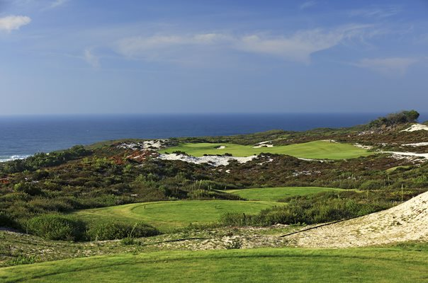 West Cliffs Golf Links Silver Coast Portugal 10th Hole