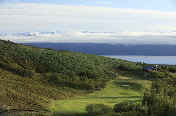 Husavik Golf Club Hofn, Iceland 9th Hole