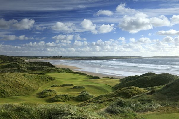 Trump International Golf Links Doonbeg 14th Hole, Co Clare, Ireland