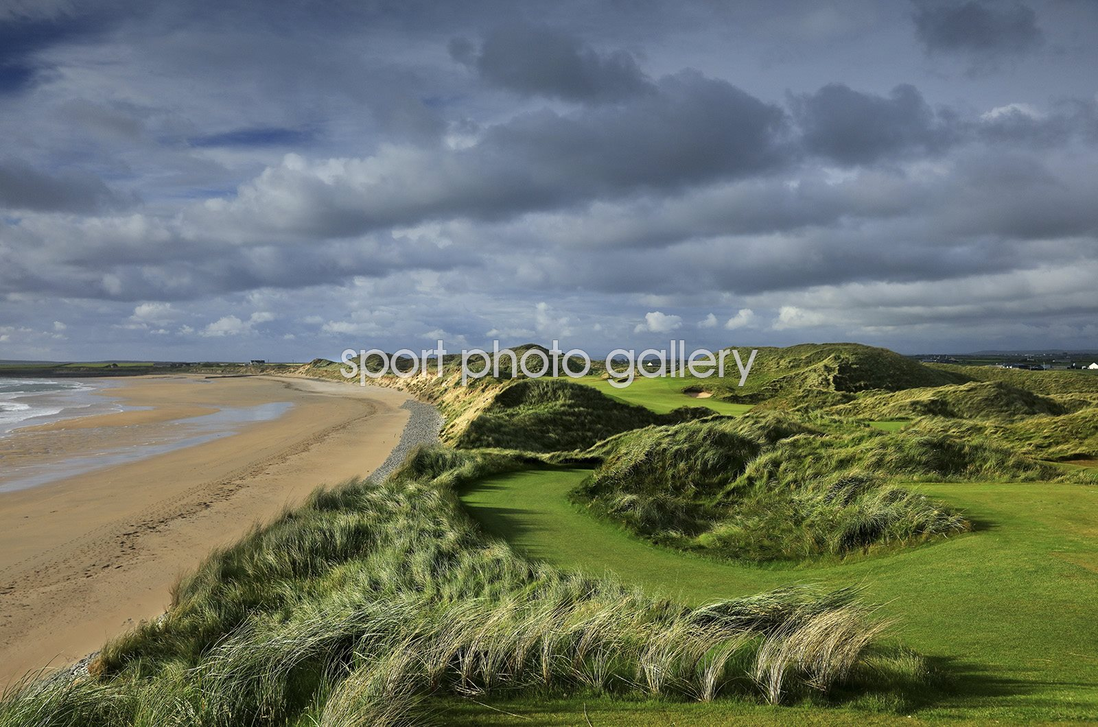 Trump International Golf Links Doonbeg 6th Hole, Co Clare, Ireland
