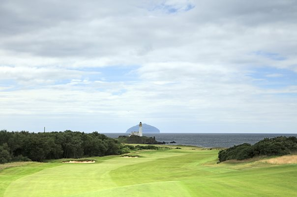 King Robert the Bruce Course Trump Turnberry Golf Resort 12 Hole