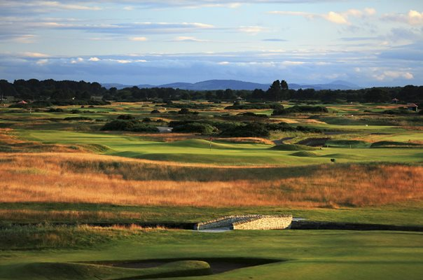 Carnoustie Championship Course 16th Hole Carnoustie, Scotland