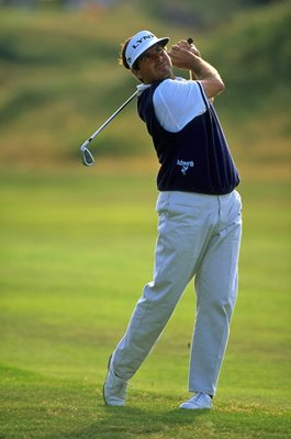 Fred Couples British Open Birkdale 1998