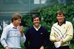 Nick Price, Seve Ballesteros and Nick Faldo Open Lytham 1988 Wall Sticker