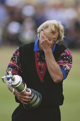 Greg Norman British Open Champion Sandwich 1993
