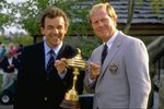 Tony Jacklin & Jack Nicklaus Ryder Cup Muirfield 1987 Prints