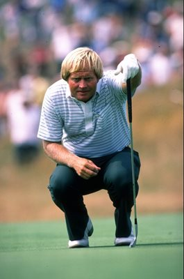 Jack Nicklaus British Open Royal Birkdale 1983