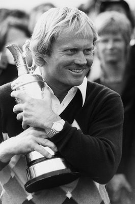 Jack Nicklaus Open Champion St Andrews 1978